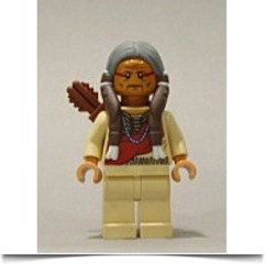 Buy Now Lone Ranger Chief Big Bear Minifigure