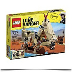 Buy Now Lone Ranger Comanche Camp