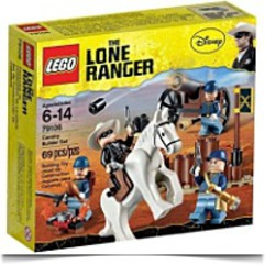 Buy Now Lone Ranger Disney 79106 Cavalry Builder
