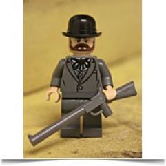 Buy Now Lone Ranger Latham Cole Minifigure