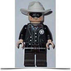 Buy New Lone Ranger 2 Minifigure Loose