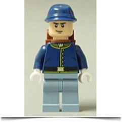 Buy New Lone Ranger Calvary Soldier 2 Minifigure