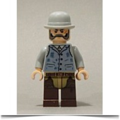 Buy Now New Lone Ranger Ray 2 Minifigure Loose