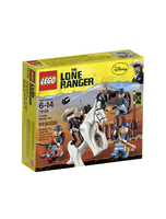 Lone Ranger Cavalry Builder Set